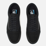 Кеды Vans Old Skool Lite Plus Canvas Black фото- 4