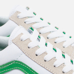 Кеды Vans Old Skool True White/Kelly Green фото- 5