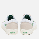 Кеды Vans Old Skool True White/Kelly Green фото- 3