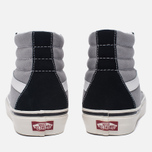 Мужские кеды Vans SK8-Hi 38 DX Anaheim Factory Black/Light Grey фото- 3