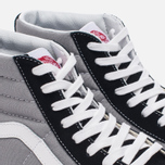 Мужские кеды Vans SK8-Hi 38 DX Anaheim Factory Black/Light Grey фото- 5