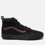 Кеды Vans SK8-Hi 46 MTE DX Black/Purple фото- 0