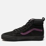 Кеды Vans SK8-Hi 46 MTE DX Black/Purple фото- 1