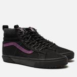 Кеды Vans SK8-Hi 46 MTE DX Black/Purple фото- 2