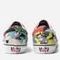 Кеды Vans x Disney The Nightmare Before Christmas Era Halloweentown Multicolor фото - 2
