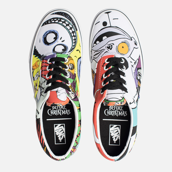 Кеды Vans x Disney The Nightmare Before Christmas Era Halloweentown Multicolor