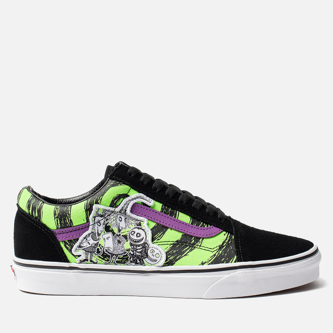 Кеды Vans x Disney The Nightmare Before Christmas Old Skool LSB Black
