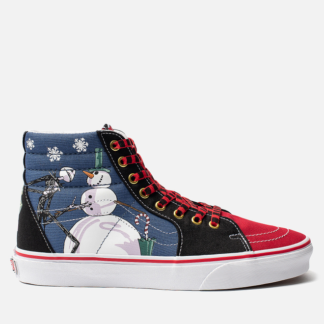 Кеды Vans x Disney The Nightmare Before Christmas SK8-Hi Black/Multicolor