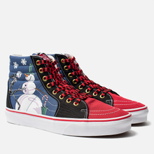 Кеды Vans x Disney The Nightmare Before Christmas SK8-Hi Black/Multicolor фото- 2