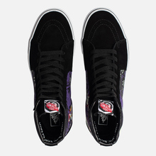 Кеды Vans x Disney The Nightmare Before Christmas SK8-Hi Jacks Lament Black/Multicolor фото- 5