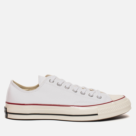 Кеды Converse Chuck Taylor All Star '70 White/Red