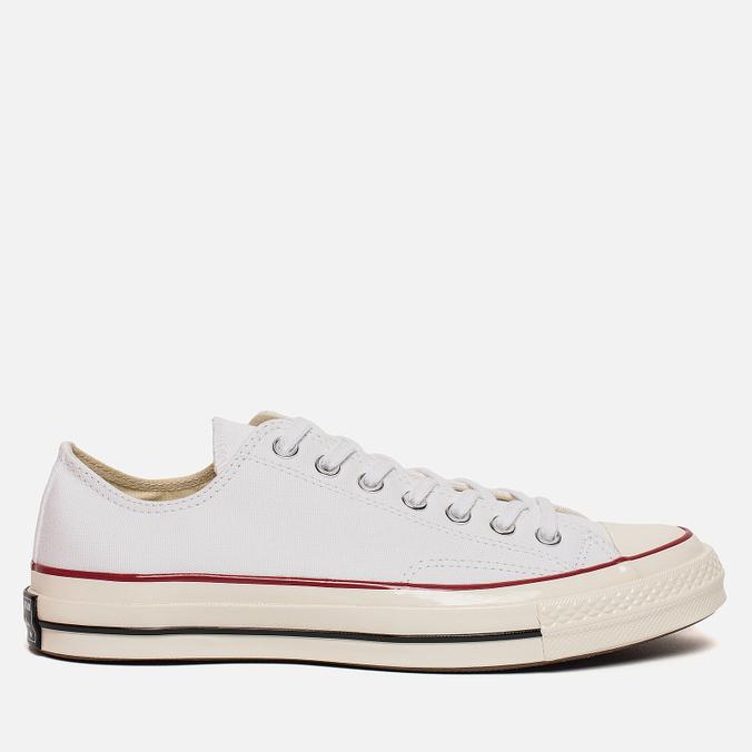 Кеды Converse Chuck Taylor All Star '70 White/Red