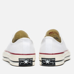 Converse Chuck Taylor 70 Plimsoles White/Red photo- 3