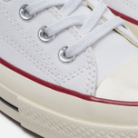 Converse Chuck Taylor 70 Plimsoles White/Red photo- 6