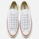 Converse Chuck Taylor 70 Plimsoles White/Red photo- 4