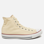 Кеды Converse Chuck Taylor All Star Classic Hi Natural/White фото- 0