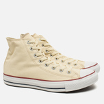 Кеды Converse Chuck Taylor All Star Classic Hi Natural/White фото- 1
