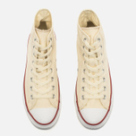 Кеды Converse Chuck Taylor All Star Classic Hi Natural/White фото- 3