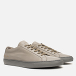 Мужские кеды Common Projects Achilles Low Medium Grey фото- 1