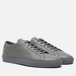Мужские кеды Common Projects Original Achilles Low Medium Grey