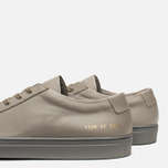 Мужские кеды Common Projects Achilles Low Medium Grey фото- 5