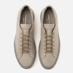 Мужские кеды Common Projects Original Achilles Low Medium Grey фото- 4