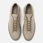 Мужские кеды Common Projects Achilles Low Medium Grey фото- 4