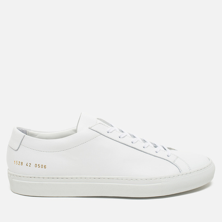 Common Projects Achilles Low Men's Plimsoles White