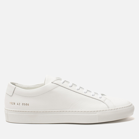 Мужские кеды Common Projects Original Achilles Low White