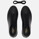 Мужские кеды Common Projects Original Achilles Mid Black фото- 1