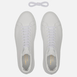 Мужские кеды Common Projects Achilles Mid White фото- 1