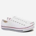 Кеды Converse Chuck Taylor All Star Classic White фото- 1