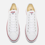 Кеды Converse Chuck Taylor All Star Classic White фото- 3