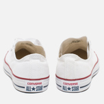 Кеды Converse Chuck Taylor All Star Classic White фото- 4