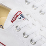 Кеды Converse Chuck Taylor All Star Classic White фото- 5
