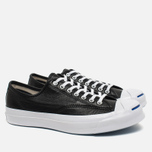 Converse Jack Purcell Signature Plimsoles Black photo- 1