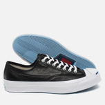 Converse Jack Purcell Signature Plimsoles Black photo- 2