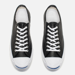 Converse Jack Purcell Signature Plimsoles Black photo- 3