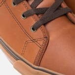 Мужские кеды Fred Perry Haydon Mid Leather Tan фото- 7