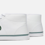 Мужские кеды Fred Perry Haydon Mid Leather White фото- 5