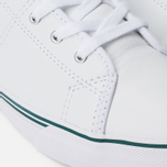 Мужские кеды Fred Perry Haydon Mid Leather White фото- 7