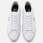 Мужские кеды Fred Perry Haydon Mid Leather White фото- 4