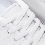 Fred Perry Kendrick Tipped Cuff Leather Men's Plimsoles White photo- 6