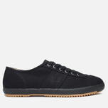 Мужские кеды Fred Perry Laurel Table Tennis Canvas Black фото- 0
