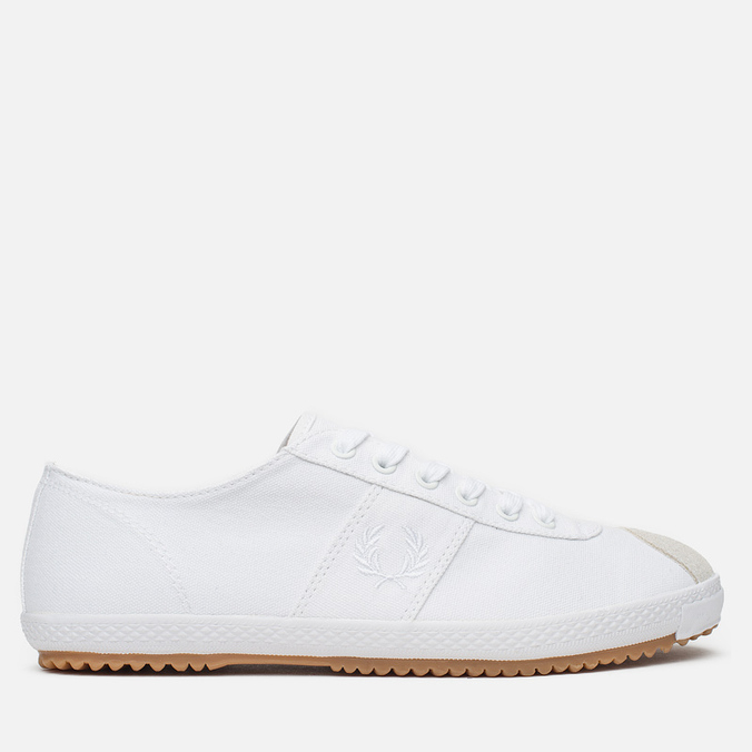 Мужские кеды Fred Perry Laurel Table Tennis Canvas White