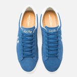 Fred Perry Spencer Suede Men's Plimsoles Bluebird photo- 4