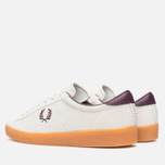 Мужские кеды Fred Perry Spencer Suede Porcelain фото- 2