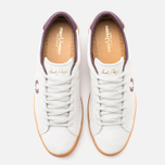 Мужские кеды Fred Perry Spencer Suede Porcelain фото- 4