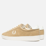 Мужские кеды Fred Perry Spencer Suede Warm Stone фото- 2