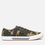 Мужские кеды Fred Perry Vintage Tennis Camo фото- 0